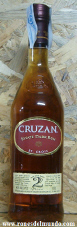 CRUZAN ESTATE DARK RUM 2