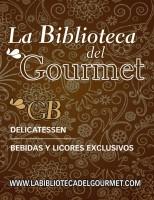 PRODUCTOS GOURMET - LA BIBLIOTECA DEL GOURMET