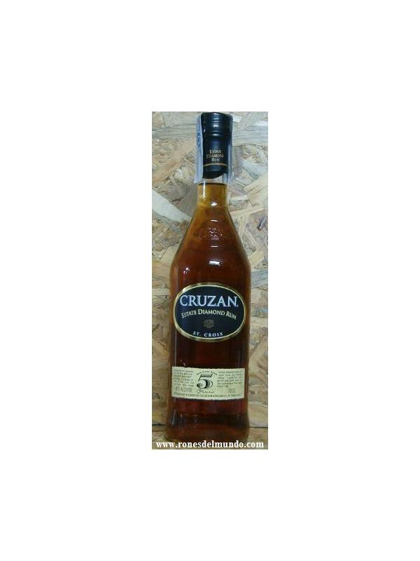 RON CRUZAN ESTATE DARK RUM 5