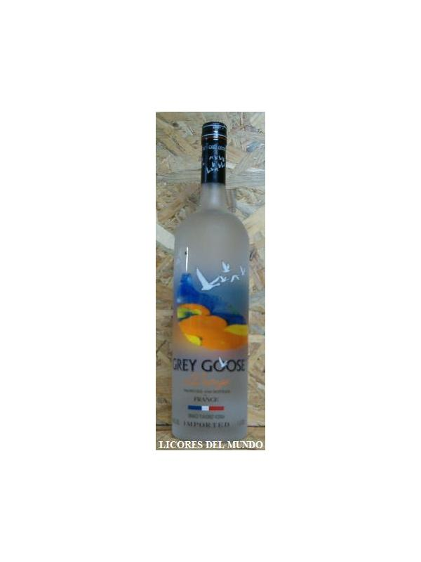 VODKA GREY GOOSE ORANGE - VODKA FRANCES CON SABOR A NARANJA