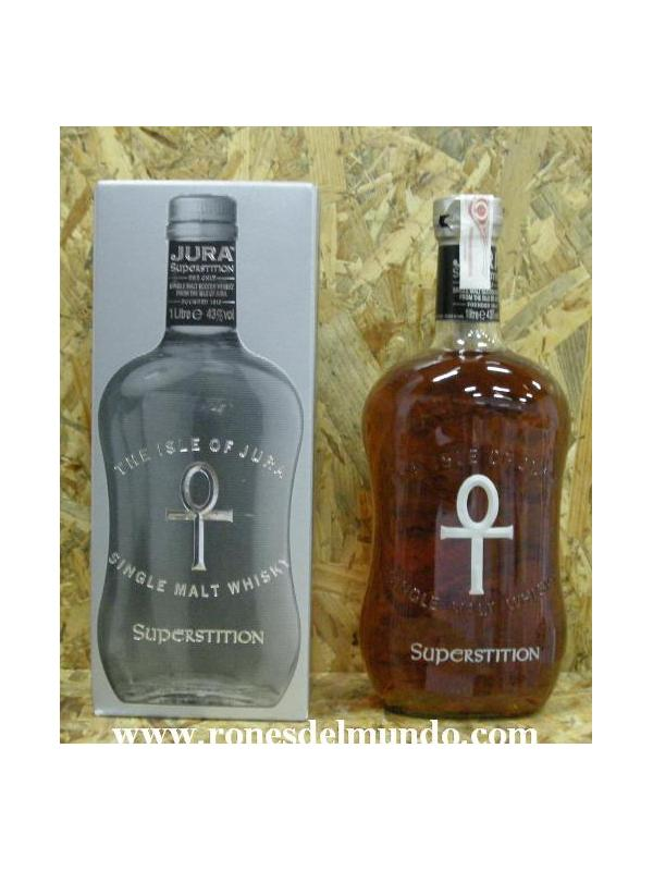 WHISKY ISLA OF JURA SUPERTITION 1 L