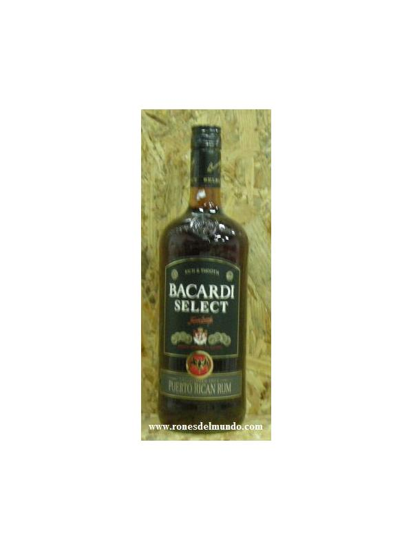 RON BACARDI SELECT 1 LITRO