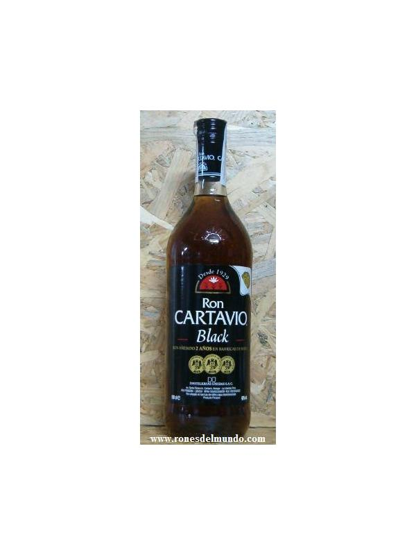 RON CARTAVIO BLACK 1 LITRO