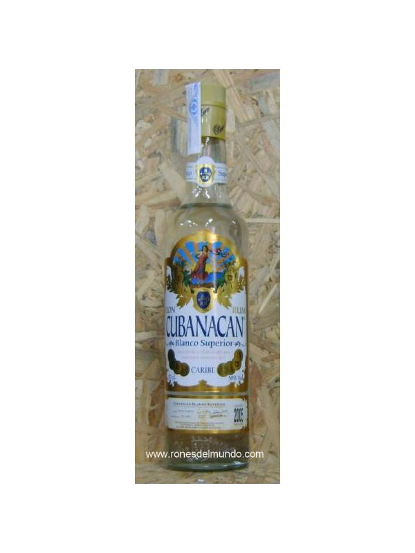 RON CUBANACAN BLANCO SUPERIOR