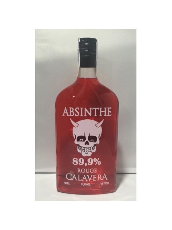 ABSENTA CALAVERA ROUGE 89,9