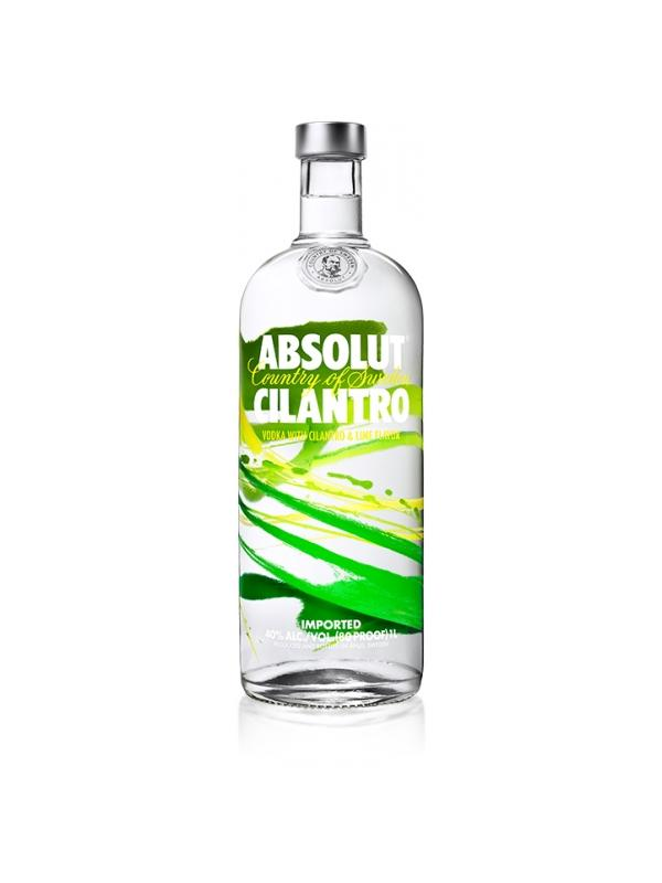 VODKA ABSOLUT CILANTRO