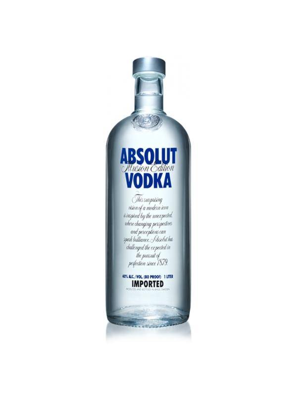 VODKA ABSOLUT ILUSION 1L - VODKA ABSOLUT ILUSION 1L