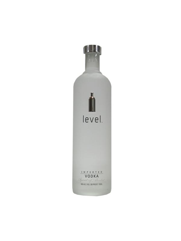 VODKA ABSOLUT LEVEL -