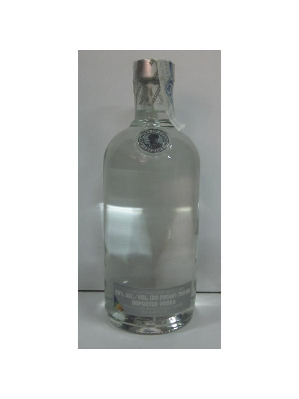 VODKA ABSOLUT NO LABEL