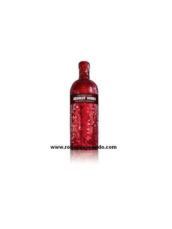 VODKA ABSOLUT MASCARADE 70 CL