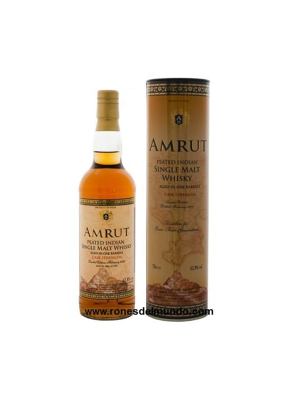 WHISKY AMRUT INDIAN SINGLE MALT - WHISKY AMRUT INDIAN SINGLE MALT