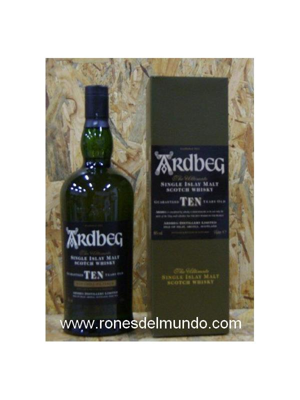 WHISKY ARDBEG TEN 1 LITRO