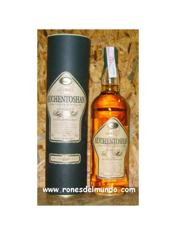 WHISKY AUCHENTOSHAN SELECT 1 LITRO