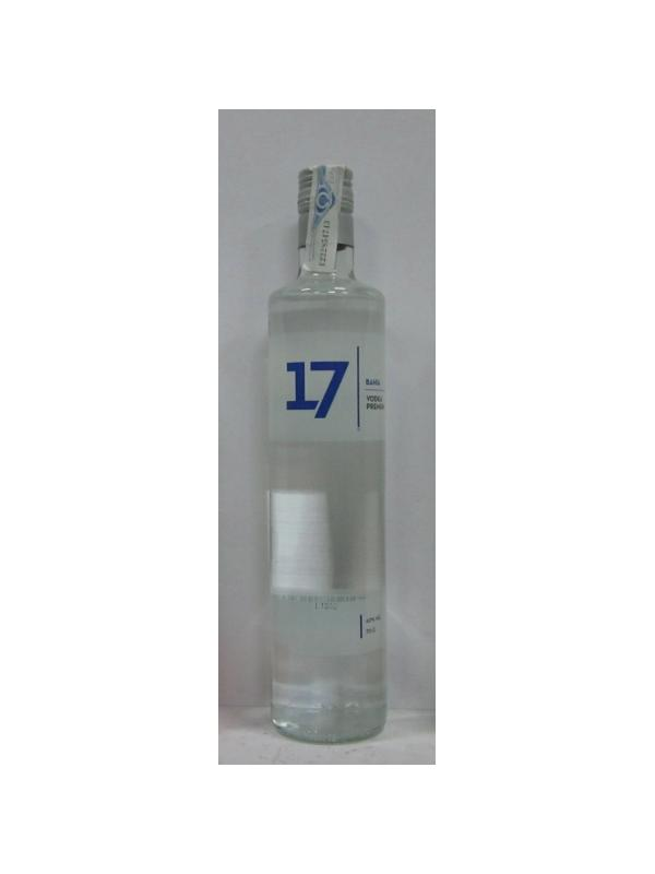 VODKA BAHIA 17 - VODKA BAHIA 17