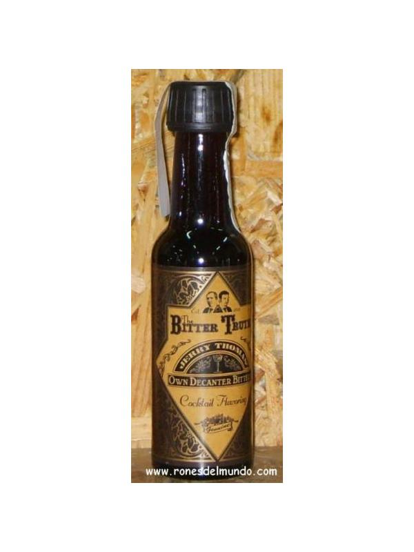 THE BITTER TRUTH-JERRY TOMAS OWN DECANTER BITTERS