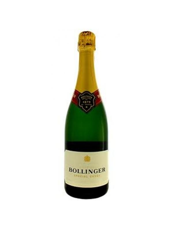 CHAMPAGNE BOLLINGER SPECIAL CUVEE - CHAMPAGNE BOLLINGER SPECIAL CUVEE