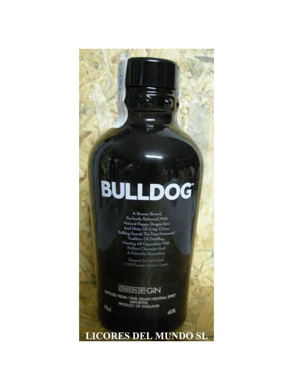 GINEBRA BULLDOG 1L 40 %