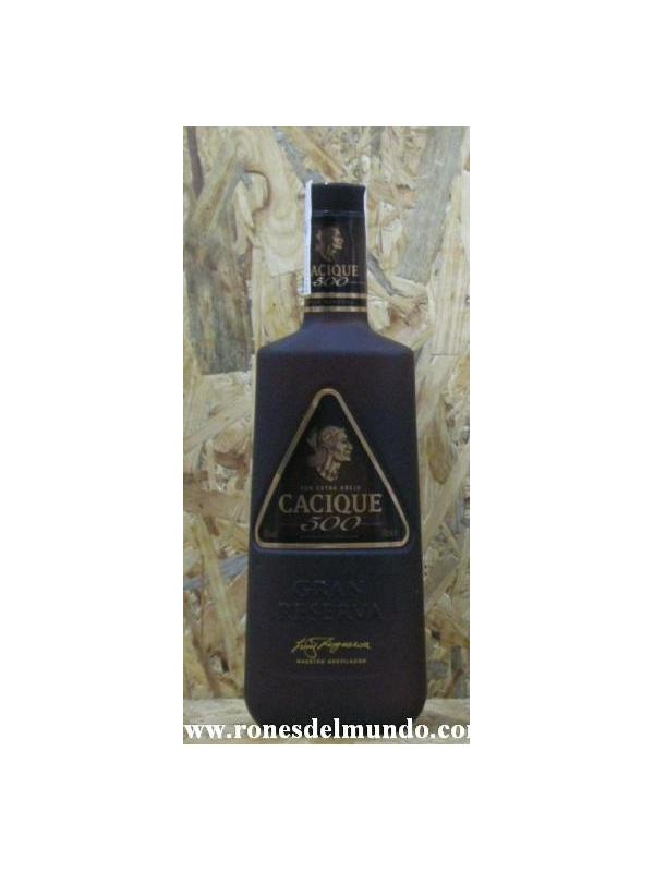 RON CACIQUE 500 -