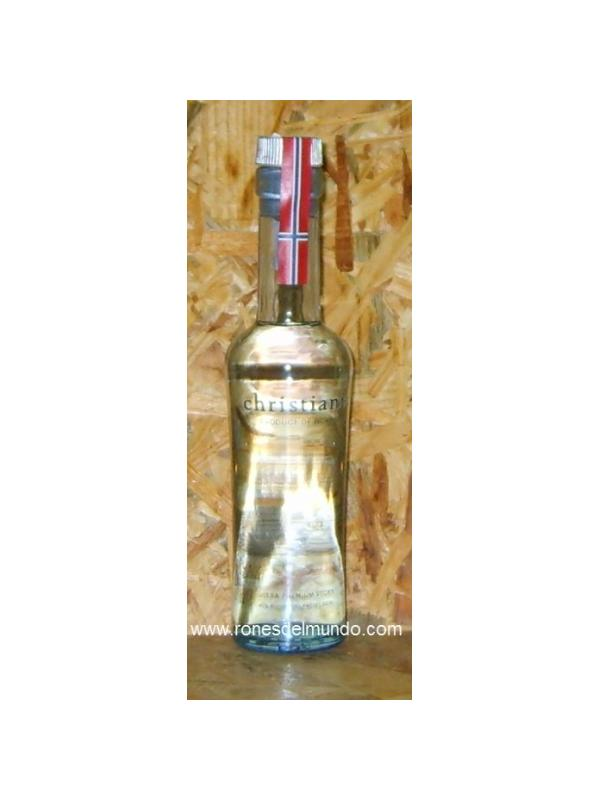 MINIATURA CHRISTIANIA VODKA 10 CL