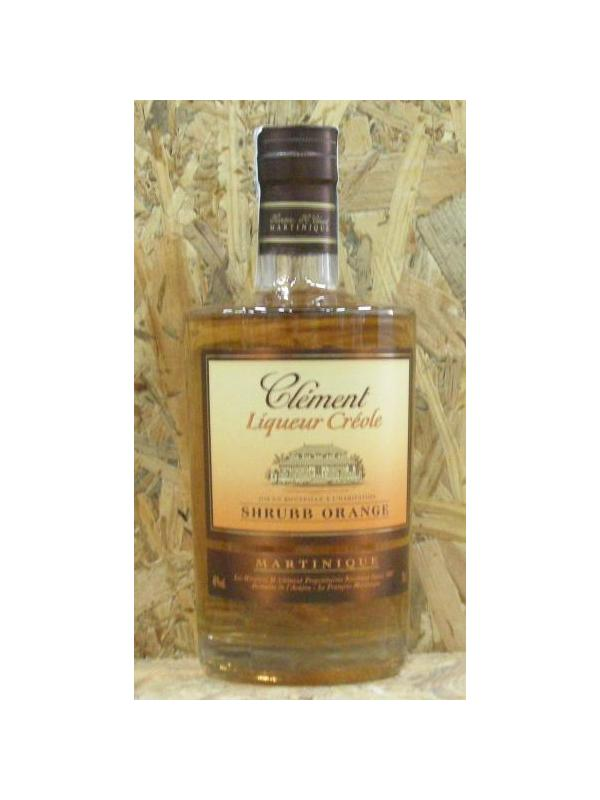 LICOR DE RON CLEMENT CRÉOLE