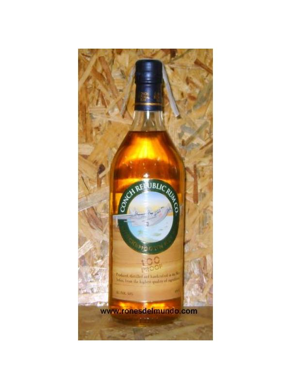 RON CONCH KNOCKEMDOWN 100 PROOF 1 LITRO -