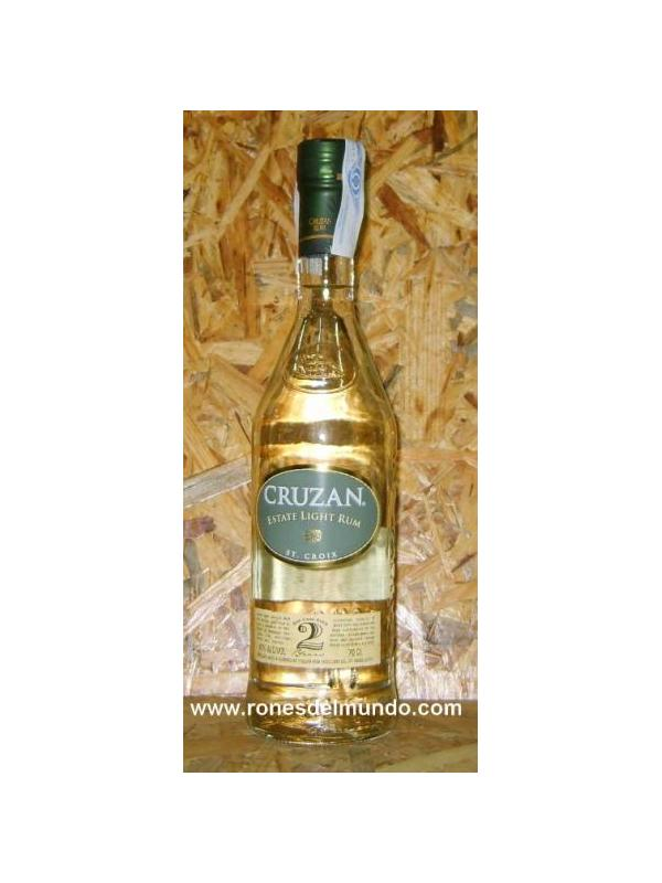RON CRUZAN ESTATE LIGHT 2 AÑOS -
