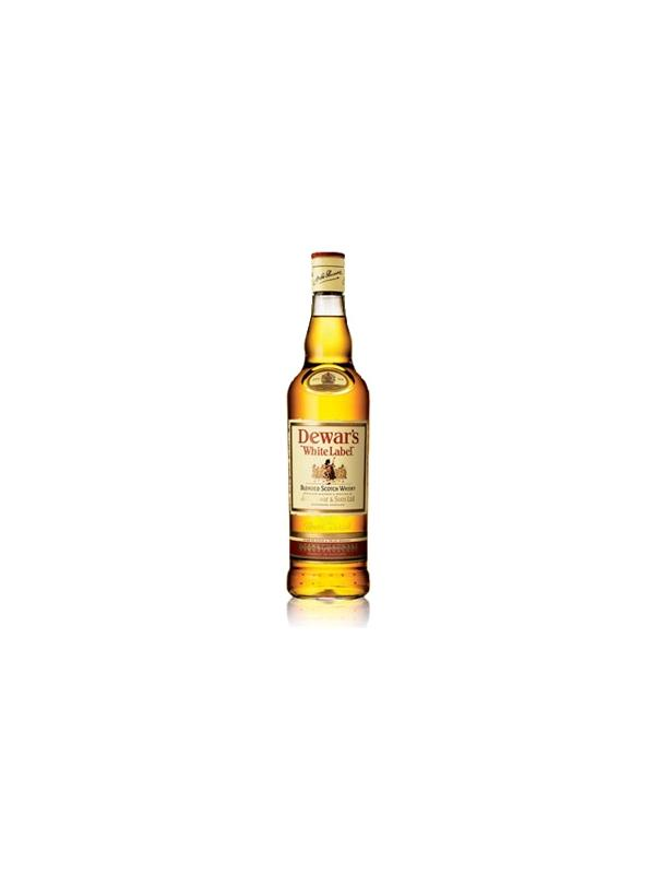 WHISKY DEWARS WHITE LABEL 1 LITRO