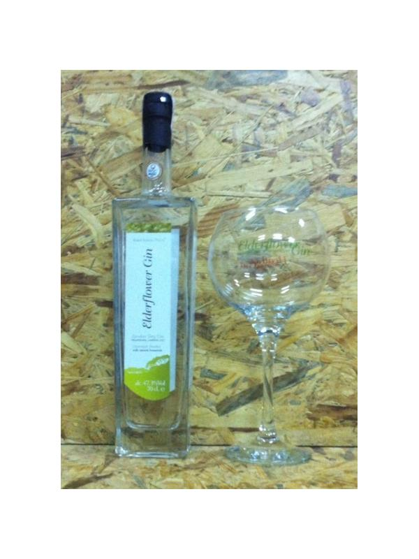 GINEBRA ELDERFLOWER  - GINEBRA PREMIUM- GIN ELDERFLOWER ( INGLESA )