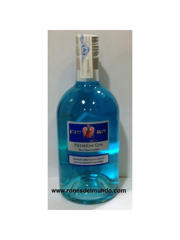 GINEBRA EXAKT LONDON BLUE EDITION