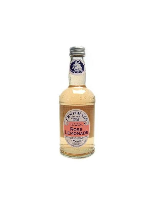 REFRESCO FENTIMANS ROSE LEMONADA - REFRESCO PREMIUM DE LIMONADA CON EXTRACTO DE ROSA