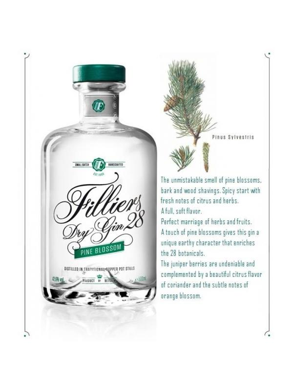 GIN Filliers Dry Gin 28 Pine Blossom