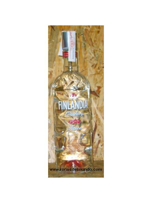 VODKA FINLANDIA GRANBERRY FRUIT  -