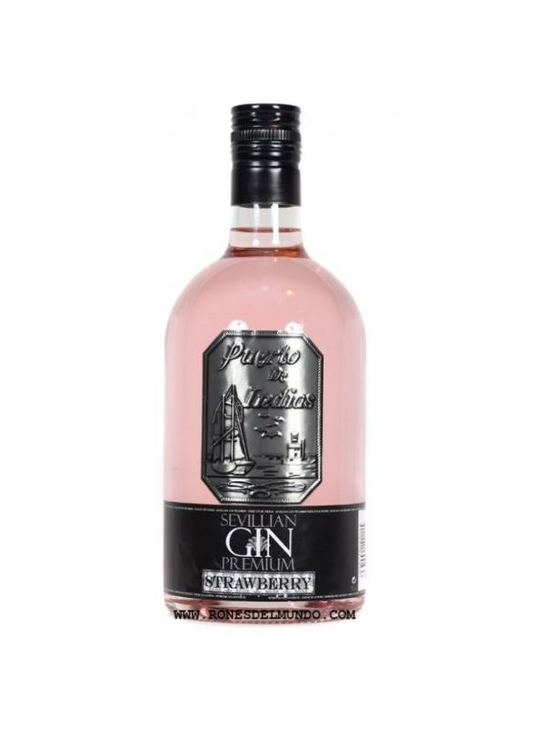 GINEBRA PUERTO DE INDIAS STRAWBERRY -