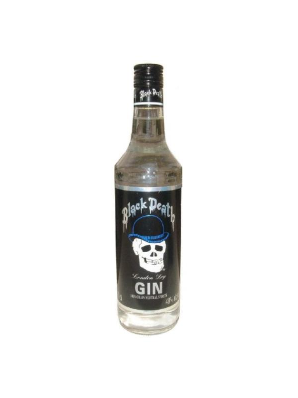 GINEBRA BLACK DEATH LONDON DRY