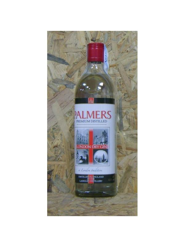 GINEBRA PALMERS - GINEBRA INGLESA PALMERS