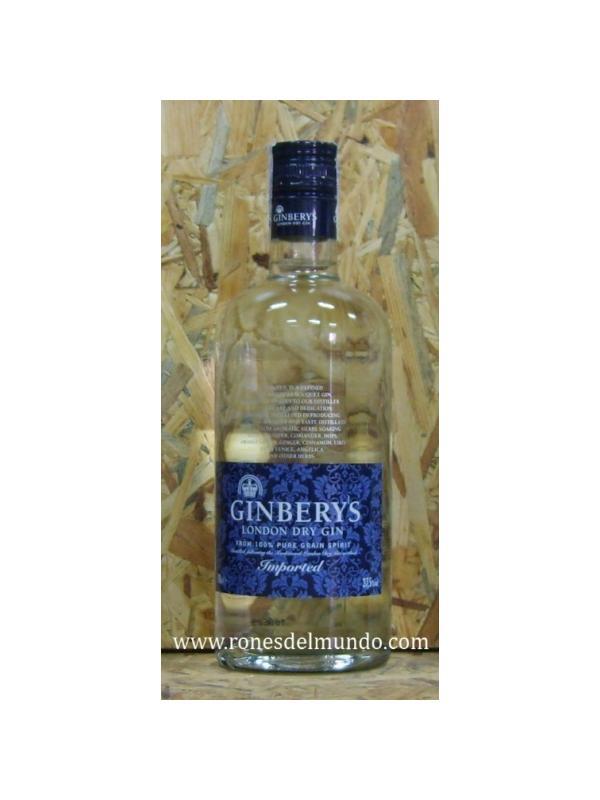 GINEBRA GINBERYS