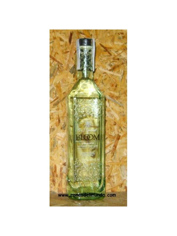 GINEBRA GREENALS BLOOM - GINEBRA - GIN PREMIUM INGLESA GREENALLS BLOOM