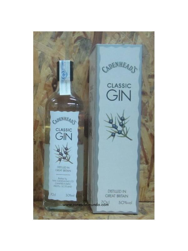 GINEBRA CADENHEAD CLASSIC ( INGLESA ) -