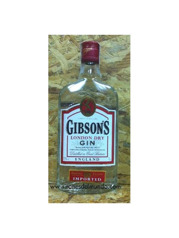 GINEBRA GIBSON`S ( LONDRES )