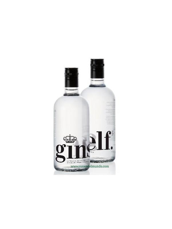 GINEBRAGINSELF - Esta ginebra Española es de oringen Valenciano
