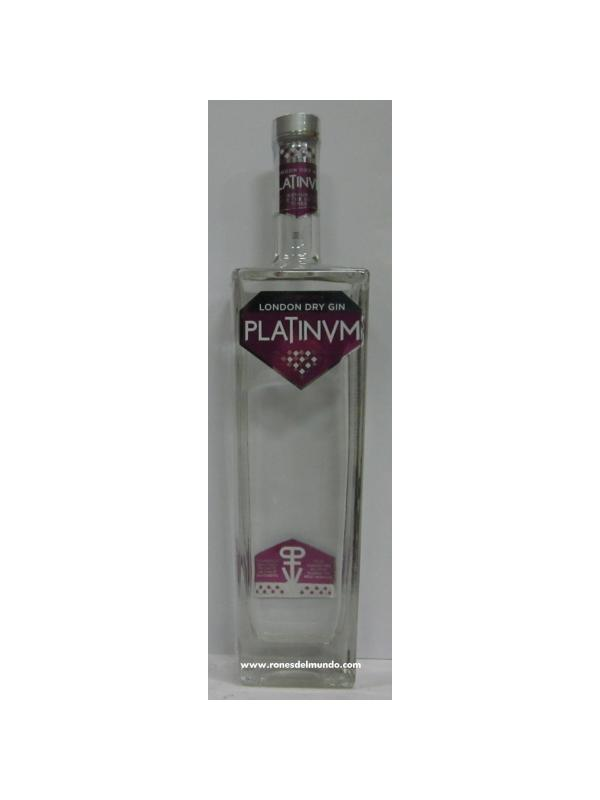 GINEBRA PLATINUN - GINEBRA PLATINUN Esta ginebra contine pepitas de plata comestible