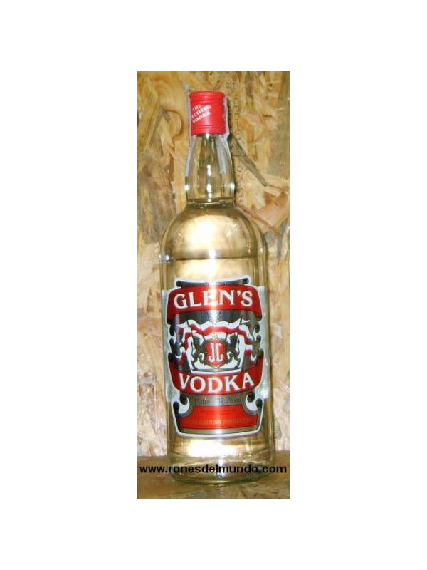 VODKA GLENS