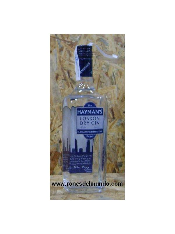 GINEBRA HAYMANS LONDON GIN