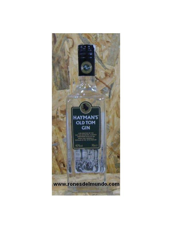 GINEBRA HAYMANS OLD TOM GIN