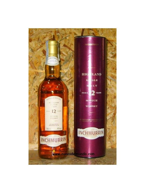 WHISKY INCHMURRIN 12 AÑOS HIGHLAND