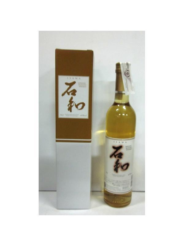 WHISKY ISAWA 50 CL - WHISKY JAPONES ISAWA 50 CL