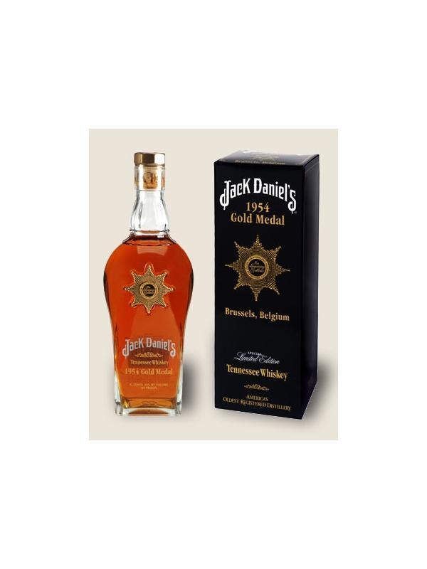 BOURBON JACK DANIEL´S 1954 MEDAL GOLD 1L