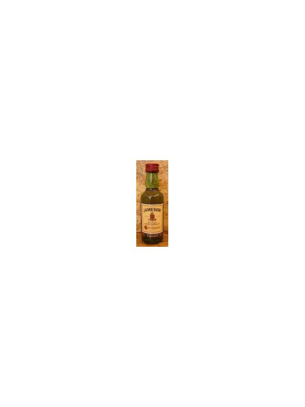 MINIATURA JAMESON 5 CL WHISKY