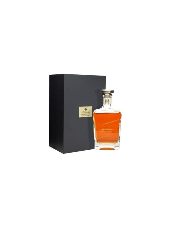 WHISKY JOHNNIE WALKER BLUE LABEL GEORGE V