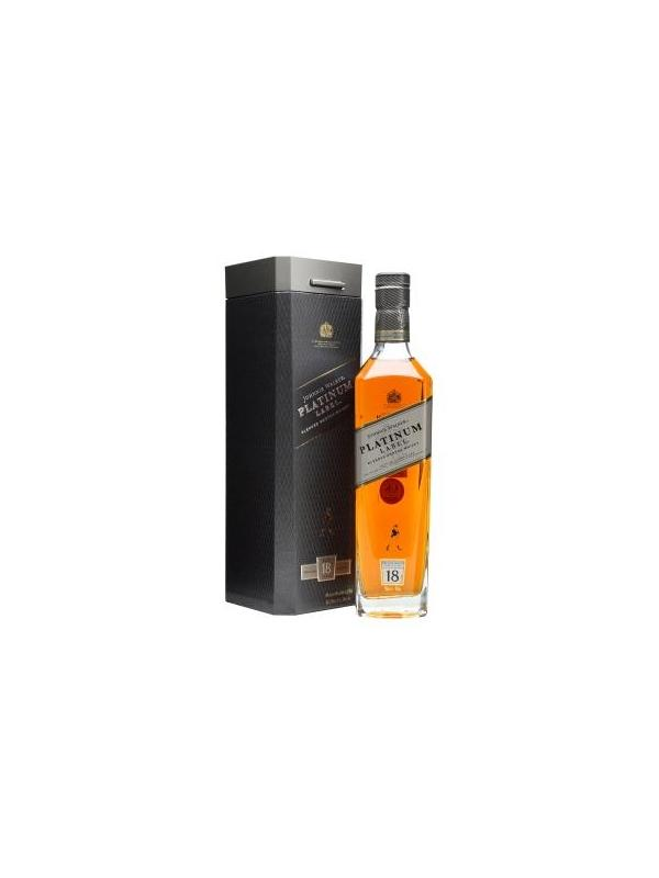WHISKY JONNIE WALKER PLATINUM